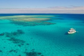 mission beach dive great barrier reef snorkel intro dive tour australia backpacker
