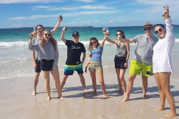 jervis bay day tour sydney backpacker coast warriors