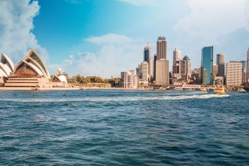 australia 3 week itinerary east coast package deal backpacker sydney cairns