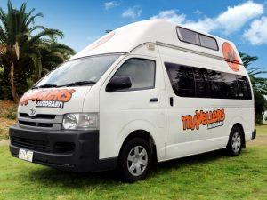 travellers autobarn hi5 campervan hire australia budget