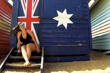 east coast australia itinerary package deal cairns melbourne greyhound taylors tracks travel blogger