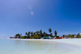 maldives budget local island package meedhoo backpacker snorkel