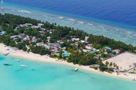 fulidhoo budget maldives package local island